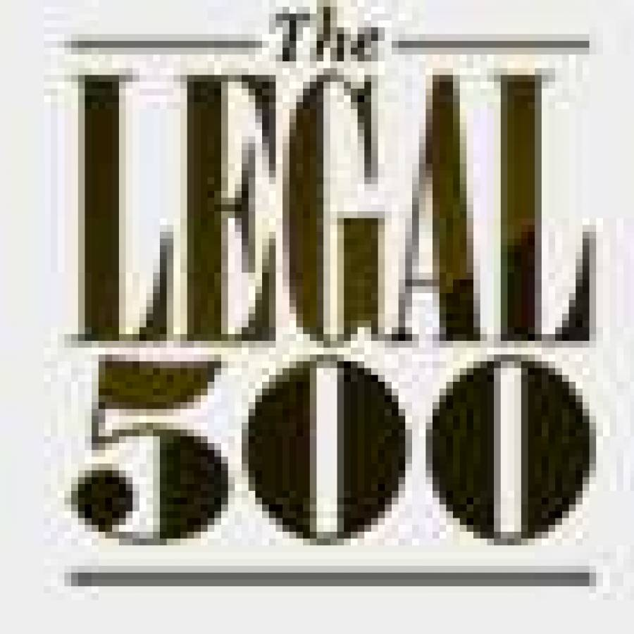 Danailova, Todorov and Partners top ranked by Legal500